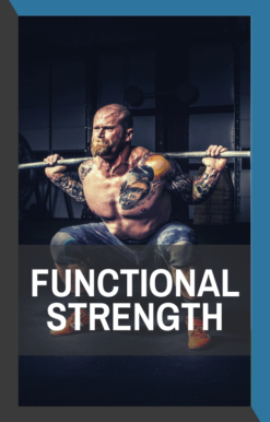 book cover of functional strength