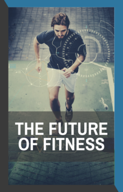 book cover of the future of fitness