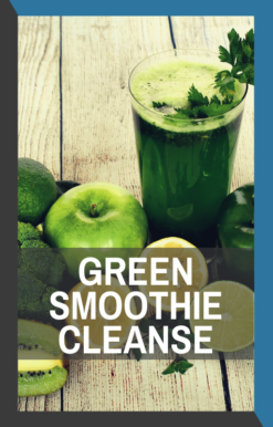 book cover of green smoothie cleanse