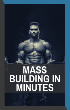 book cover of mass building in minutes
