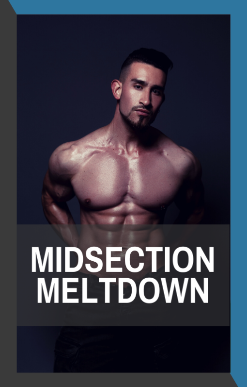 book cover of midsection meltdown