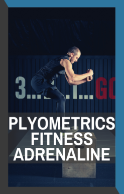 book cover of plyometrics
