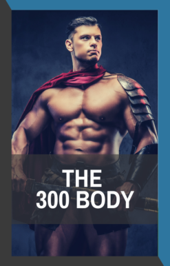 book cover of the 300 body