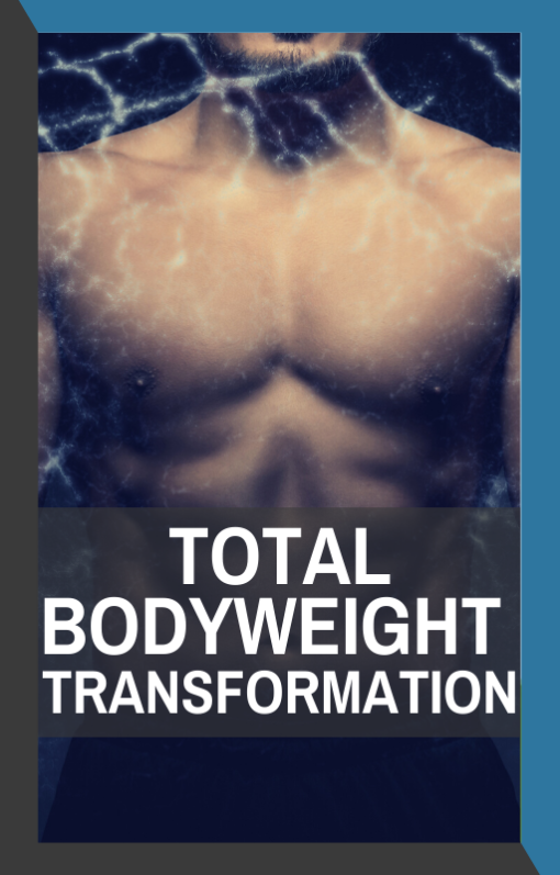 book cover of total bodyweight transformation