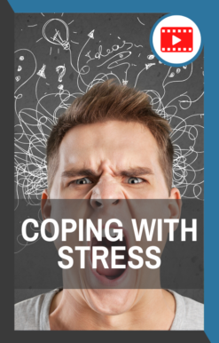 book cover of Coping With Stress